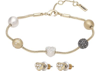 Pilgrim Ladies' Kamilah Bracelet & Earring Set