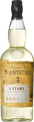 Plantation Three Stars White 70 cl. - Alc.  41,2% Vol.