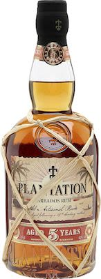 Plantation Grande Res 5 Years 70 cl. - Alc.  40% Vol.