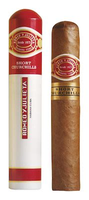 Romeo y Julieta Short Churchills 3 pcs