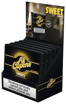 Al Capone 5x10 pcs