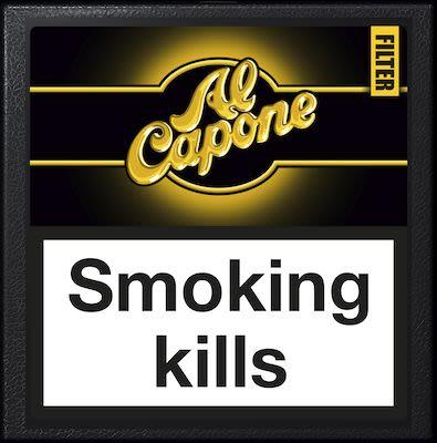 Al Capone Filter 5x10 pcs