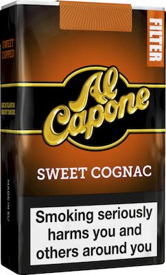 Al Capone Pockets Filter Flame 10x10 pcs