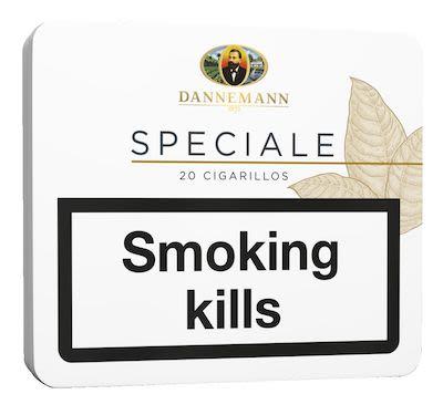 Dannemann Speciale Sumatra 5x20 pcs