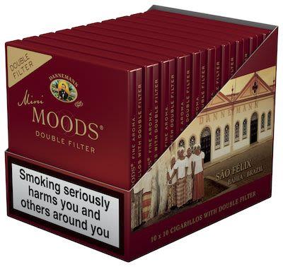 Dannemann Moods Mini 10x10 pcs