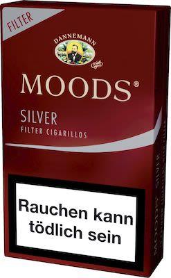 Dannemann Moods Silver 8x12 pcs