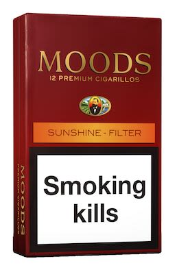 Dannemann Moods Sunshine 8x12 pcs