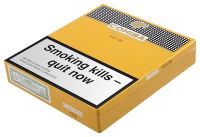 Cohiba Club 5x20 pcs