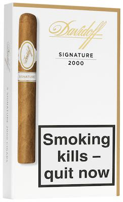 Davidoff Signature 2000 5 pcs