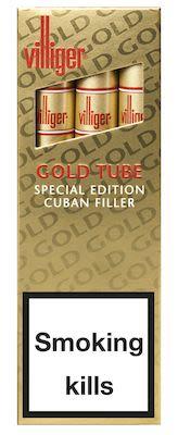 Villiger Gold Tubes 5x3 pcs