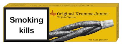 Villiger Krumme Jr. 5x6 pcs