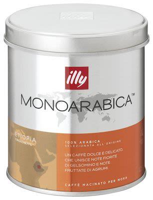 Illy Monoarabica Espresso Etiopia 125 g