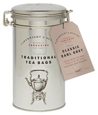 Cartwright & Butler Earl Grey Tea 90 g