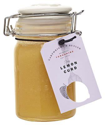 Cartwright & Butler Lemon Curd in glass 275 g