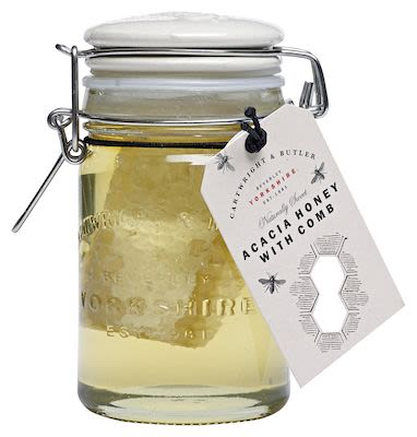Cartwright & Butler Acacia honey in glass 300 g