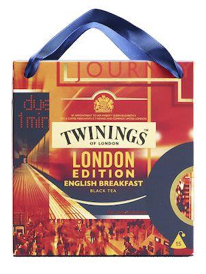 Twinings London Edition English Breakfast 15x3g