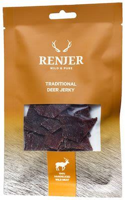 Renjer Deer jerky 30 g