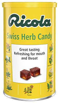 Ricola Swiss Herb Candies 400 g