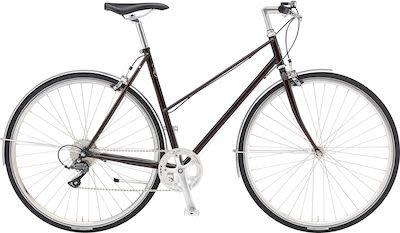Runwell Sport Mixte Ladies' Bicycle. Size 58 cm.