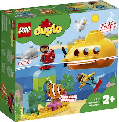 Lego Duplo 10910 Submarine Adventure.