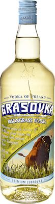 Grasovka, Bison Grass Vodka 100 cl . - Alc. 38% Vol.