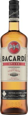 Bacardi Spiced 100 cl. - Alc. 35% Vol.