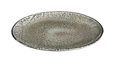 Dinner plate 'Nordic sea' 8 pcs