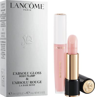 Lancôme Duo Lipcare Routine