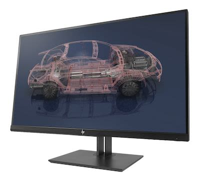 HP Z27n G2 27inch Display