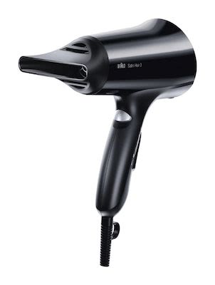 Braun HD350 Travel Hairdryer