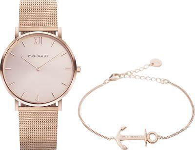 Paul Hewitt Ladies' Watch and Bracelet Set