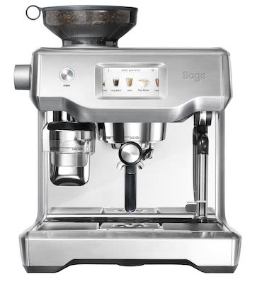 Sage SES990BSS Espresso Machine