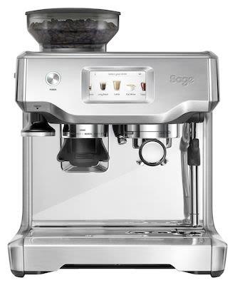Sage SES880BSS Espresso Machine