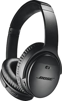 Bose QuietComfort 35 II Wireless Black