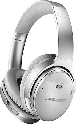 Bose QuietComfort 35 II Wireless Silver
