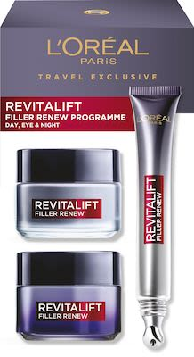 L'Oréal Paris Revitalift Filler Renew Facial Care Set