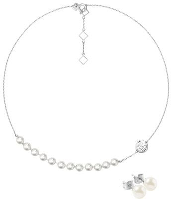 Misaki Ladies' Run Silver Set