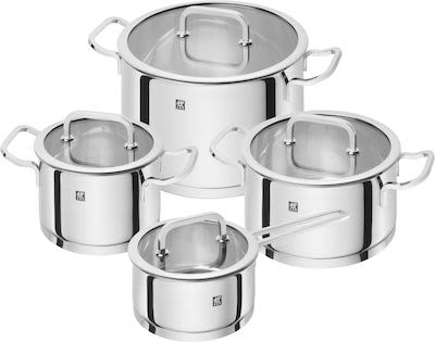 Zwilling 8-pcs Moment S Cookware Set