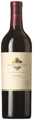 2016 Kendall-Jackson Vintner's Reserve Zinfandel 75 cl. - Alc. 14.5% Vol.