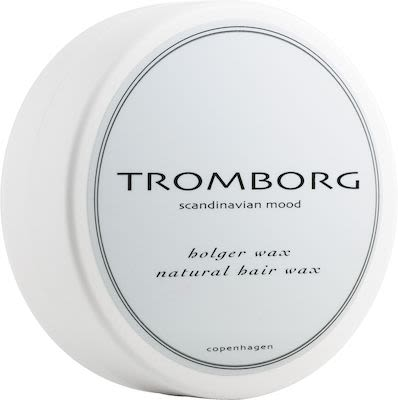 Tromborg Holger Wax Natural Hairwax 80 g.