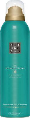 Rituals Karma Foaming Shower Gel 200 ml