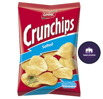 Crunchips Salt 100 g