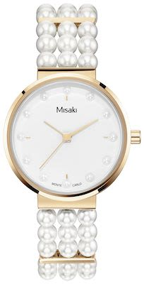 Misaki Ladies' Nina Pearl Watch