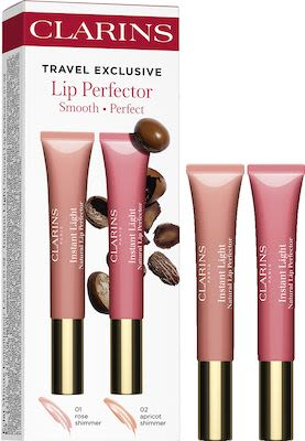Clarins Instant Light Lip Perfector Duo