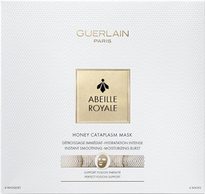 Guerlain Abeille Royale Honey Cataplasm Mask x 4 sheets 60 g