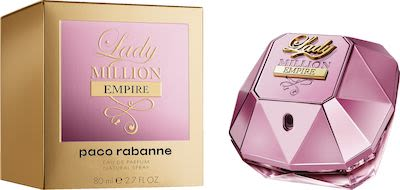 Paco Rabanne Lady Million Empire EdP 80 ml