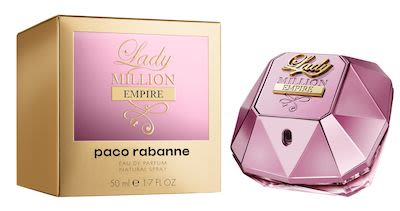 Paco Rabanne Lady Million Empire EdP 50 ml