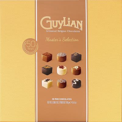 Guylian Master's Selection Giftbox Gold 240g
