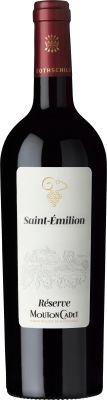 Mouton Cadet Réserve Saint-Emilion 75 cl - Alc. 13% Vol.