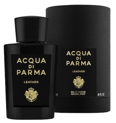 Acqua Di Parma Signature Leather EdP 180 ml